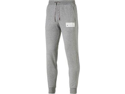 Puma Herren Jogginghose STYLE Athletics Pants TR cl Grau