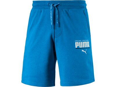 Puma Herren Shorts STYLE Athletic Blau