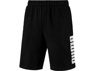 Puma Herren Shorts Rebel Sweat Shorts Schwarz