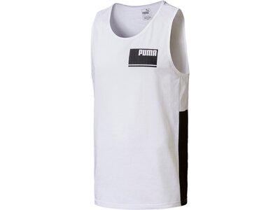 Puma Herren Shirt Summer Rebel Grau