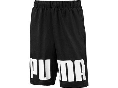 Puma Kinder Shorts Rebel Woven Shorts Schwarz