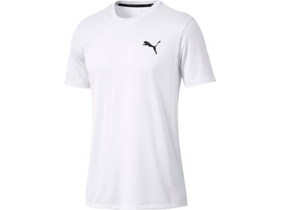 PUMA Lifestyle - Textilien - T-Shirts Active Tee T-Shirt Weiß