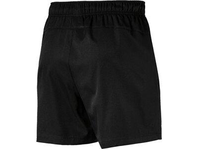 PUMA Herren Shorts Active Woven Short 5` Schwarz