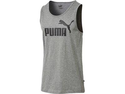 PUMA Herren T-Shirt ESS Tank Grau