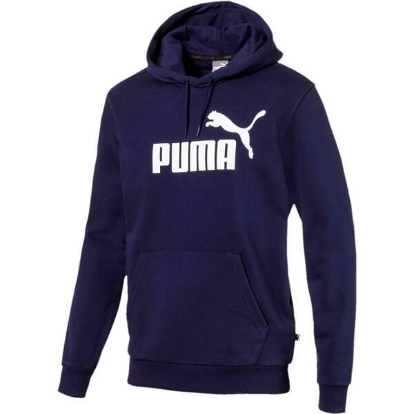 "PUMA Herren Sweatshirt ""ESS Hoody TR Big Logo"""