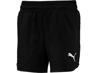 PUMA Kinder Shorts Active Shorts G Schwarz