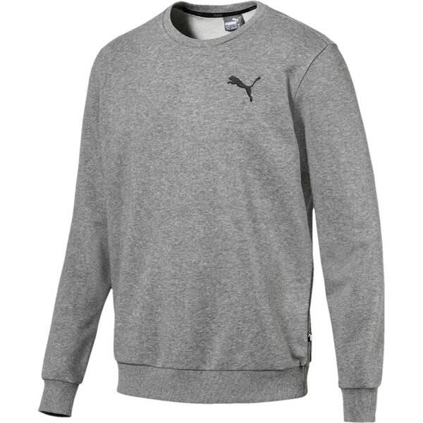 sale retailer 56c1c 6f99e PUMA Herren Sweatshirt ESS Logo Crew Sweat TR