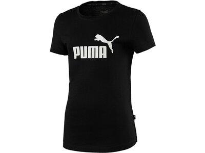 PUMA Kinder T-Shirt ESS Tee G Schwarz