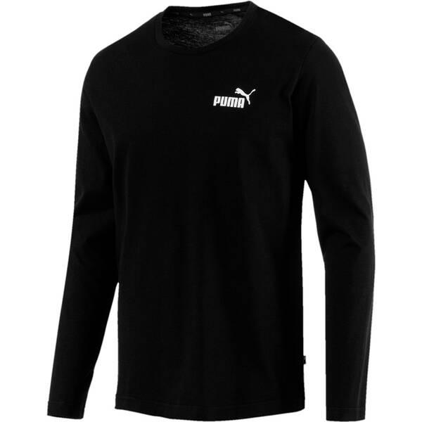 PUMA Herren T-Shirt ESS No.1 Logo LS Tee