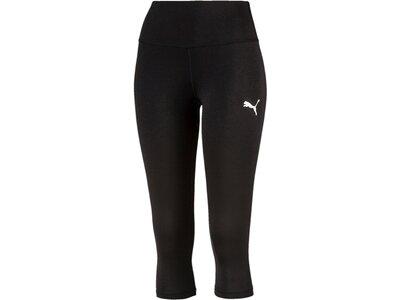 PUMA Lifestyle - Textilien - Hosen lang Active 3/4 Leggings Damen Schwarz