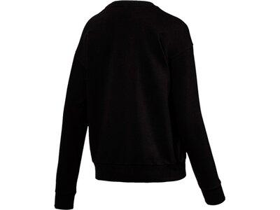 PUMA Damen Sweatshirt ESS Logo Crew Sweat TR Schwarz