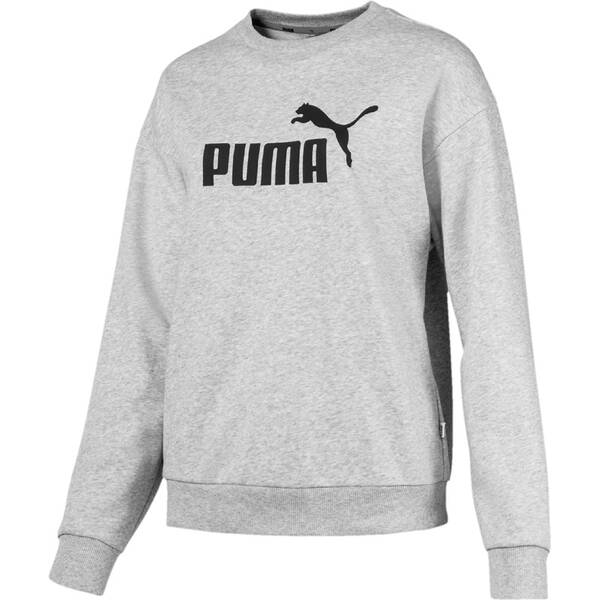 PUMA Damen Sweatshirt ESS Logo Crew Sweat TR