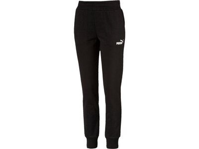 PUMA Damen Jogginghose ESS Sweat Pants FL cl Schwarz