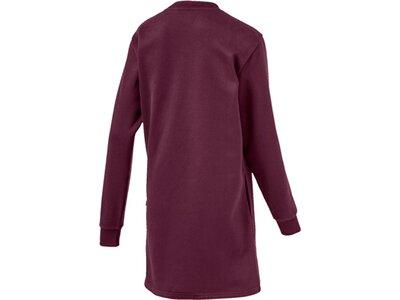 PUMA Damen Kleid ATHLETIC Dress FL Lila