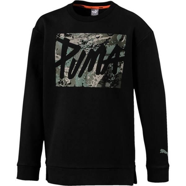 PUMA Kinder Sweatshirt Style Crew B