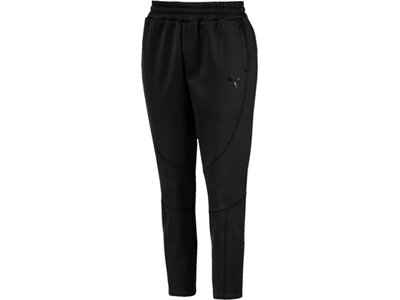 PUMA Damen Trainingshose EVOSTRIPE Pants Schwarz