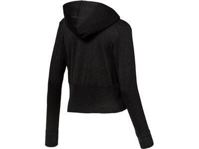 PUMA Damen T-Shirt SOFT SPORT Light Cover Up Schwarz