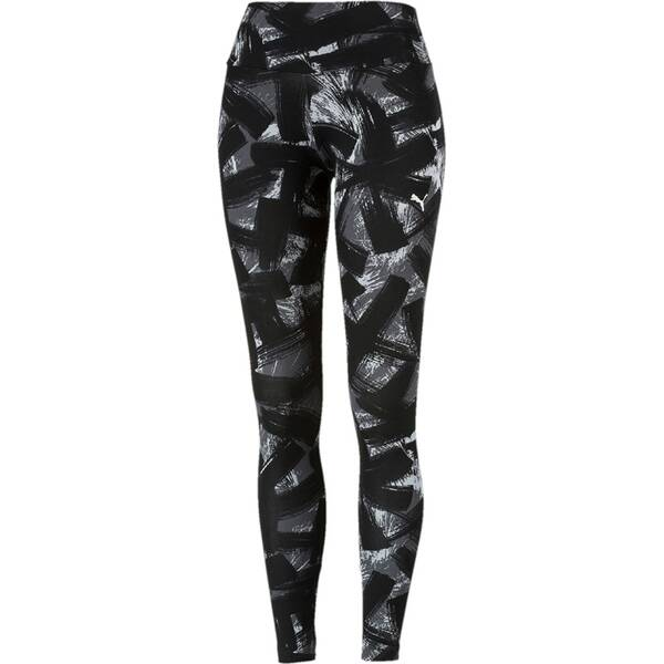 PUMA Damen Tight FUSION AOP Leggings