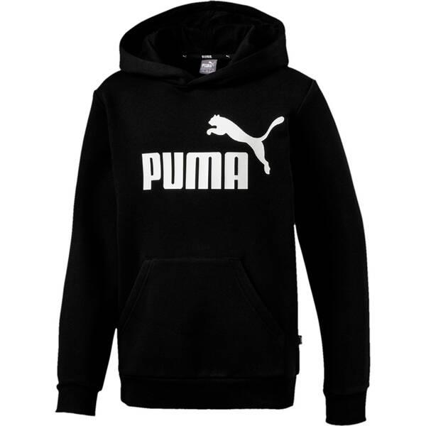 PUMA Kinder Hoodie ESS Logo Hoody FL B