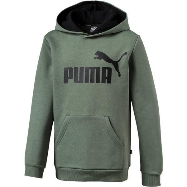 PUMA Kinder Sweatshirt ESS Logo Hoody FL B