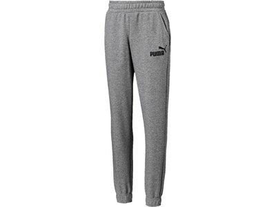 PUMA Kinder Jogginghose ESS Logo Sweat Pants TR cl B Grau