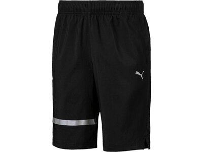 PUMA Kinder Shorts Gym Easy Woven Shorts B Schwarz