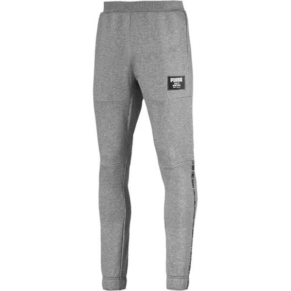 PUMA Herren Sporthose Rebel Block Pants FL cl