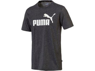 PUMA Lifestyle - Textilien - T-Shirts Essential Heather T-Shirt Grau