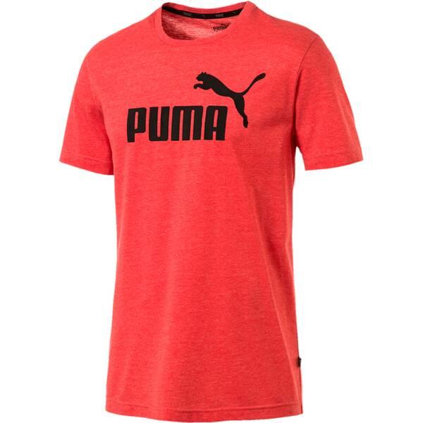 PUMA Herren T-Shirt ESS+ Heather Tee