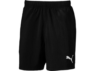PUMA Kinder Shorts Active Woven Short 5` B Schwarz