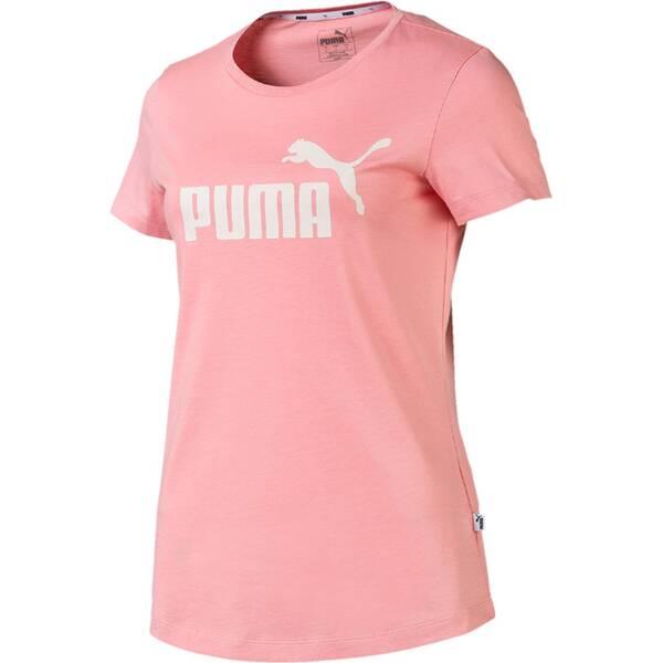 PUMA Damen T-Shirt ESS Logo Tee