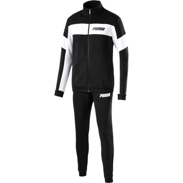 PUMA Herren Trainingsanzug Rebel Sweat Suit Cl.