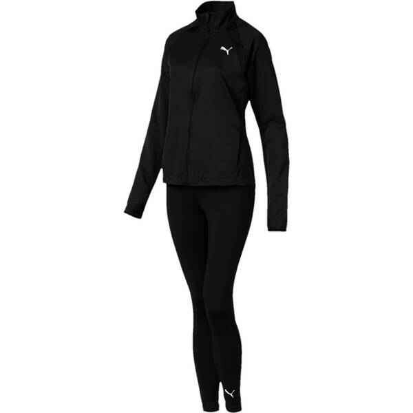 PUMA Damen Trainingsanzug Yoga Inspired Suit
