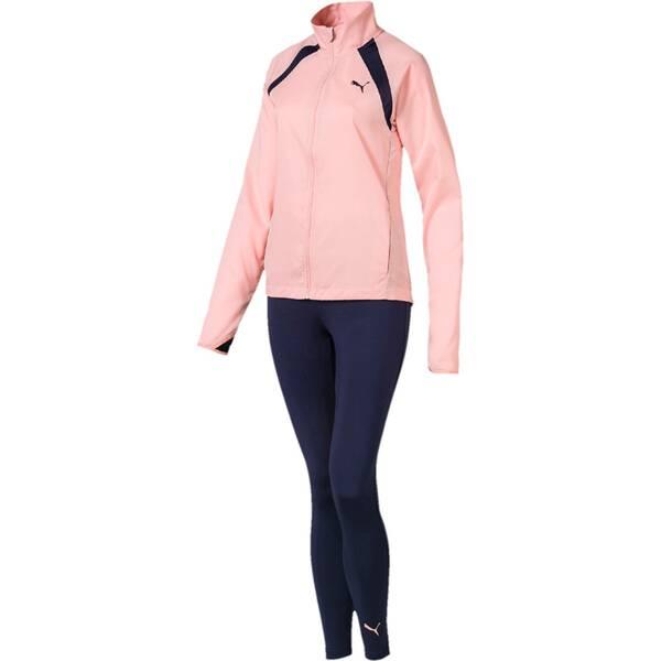 PUMA Damen Trainingsanzug Yoga Inspired Suit