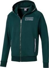 PUMA Herren Sweatjacke Athletics Hooded Jacket TR