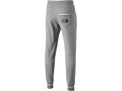 PUMA Herren Jogginghose Athletics Pants TR cl Grau