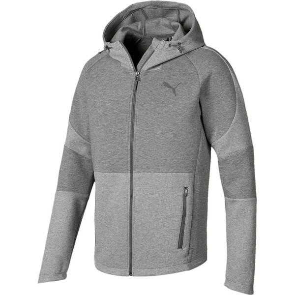 PUMA Herren Hoodie Evostripe Move Hooded Jacket