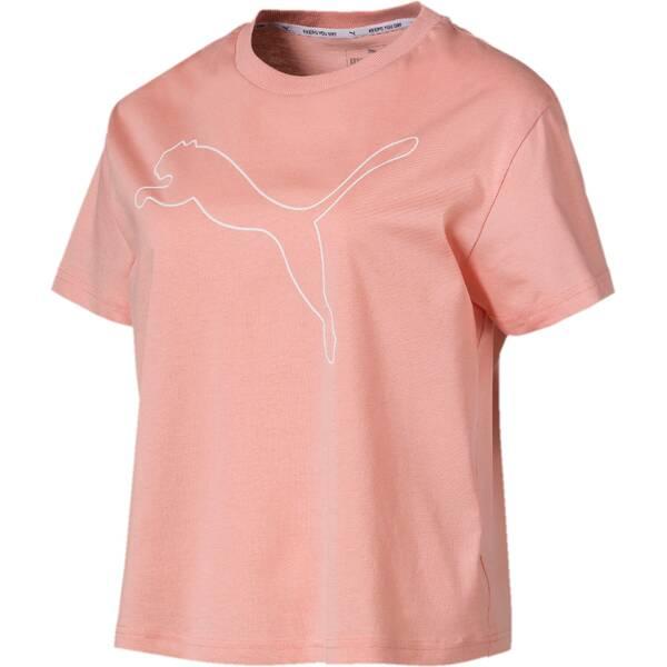 PUMA Damen T-Shirt Evostripe Tee