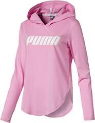 PUMA Damen T-Shirt Modern Sports Light Cover up