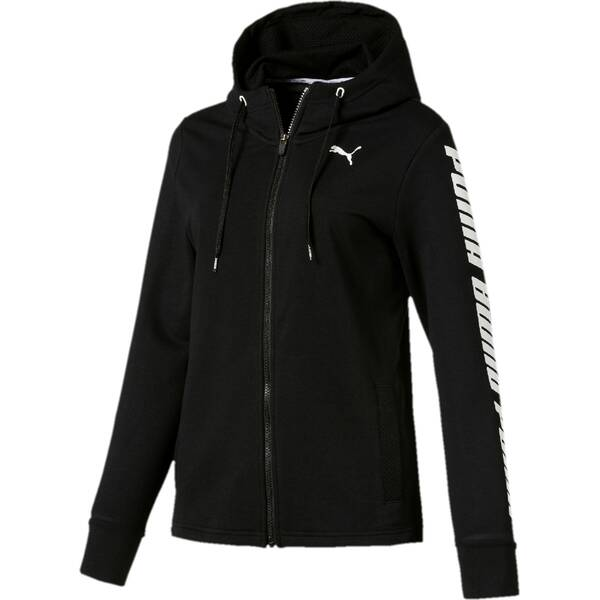 PUMA Damen Sweatjacke Modern Sports Hooded Jacket