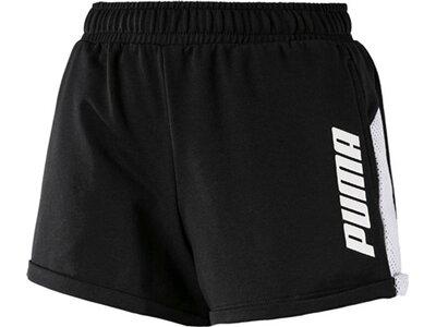 PUMA Damen Shorts Modern Sports Shorts Schwarz