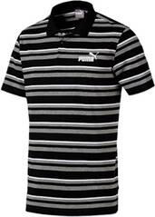 PUMA Herren Poloshirt ESS+ Stripe J.Polo