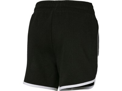 PUMA Kinder Shorts Alpha Sweat Shorts G Schwarz