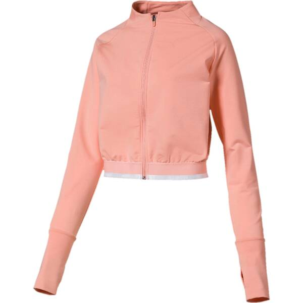 PUMA Damen Hoodie Soft Sports Jacket