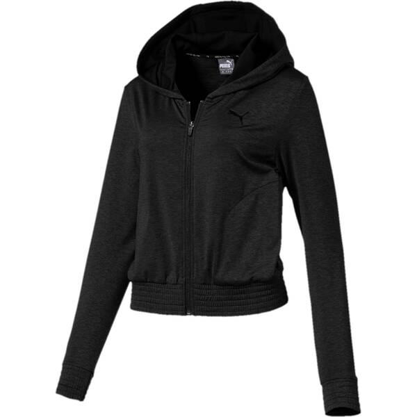 PUMA Damen Sweatjacke Soft Sports Drapey Hd Jkt