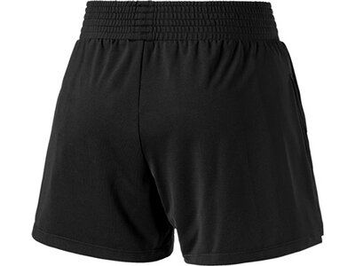 PUMA Damen Shorts Soft Sports Shorts Schwarz