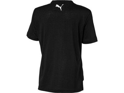 PUMA Kinder T-Shirt A.C.E. Tee G Schwarz