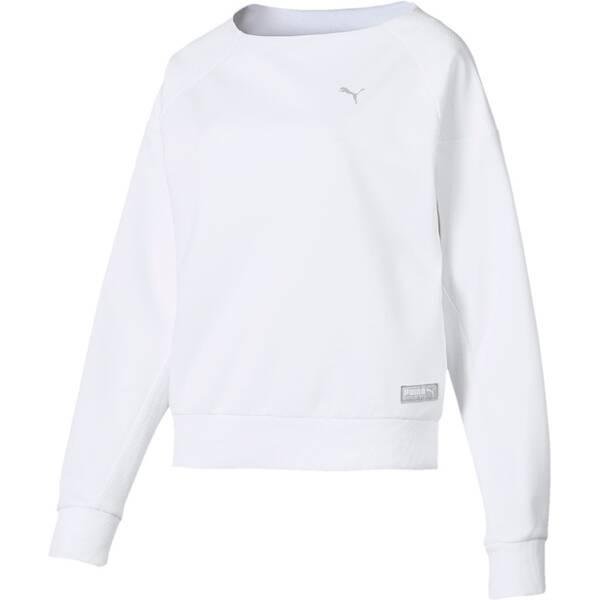 PUMA Damen Sweatshirt Fusion Crew Sweat