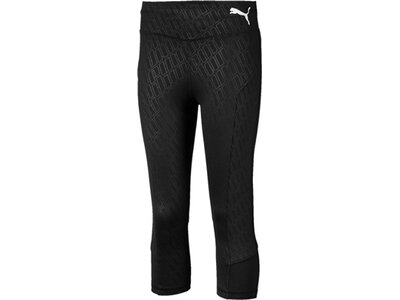 PUMA Kinder 3/4 Tight A.C.E. AOP 3/4 Leggings G Schwarz