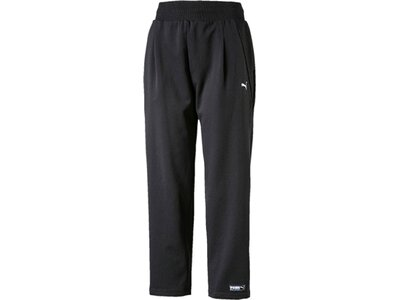 PUMA Damen Trainingshose Fusion Pants Schwarz